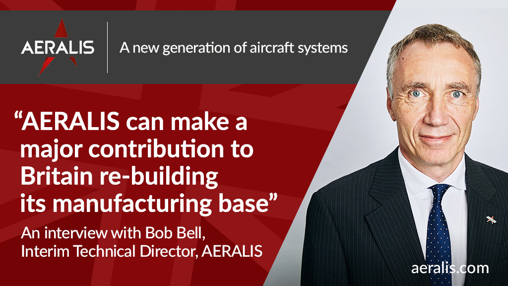 Interview with Bob Bell, AERALIS Interim Technical Director