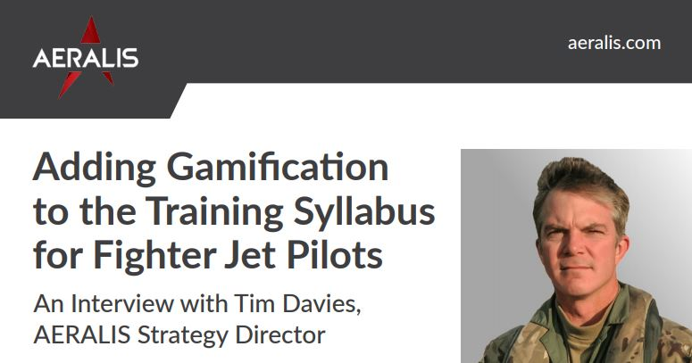 Gamification In Flying Training