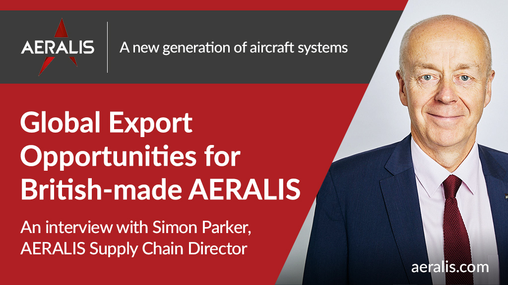 Worldwide Export for AERALIS