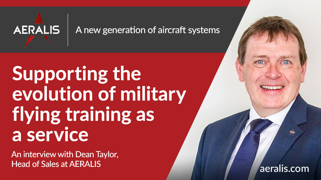 AERALIS and the Future of Training